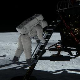 Nvidia ontkracht complottheorieën maanlanding via simulatie