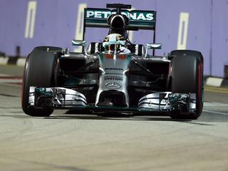 Hamilton dacht dat hij kansloos was voor de pole