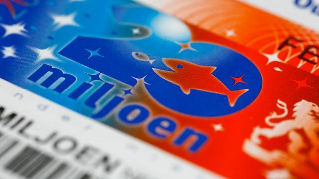 'Een op vijf stopt direct met werken bij hoofdprijs in loterij'