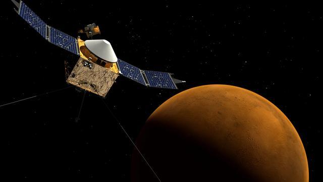 NASA wil drone laten rondvliegen op Mars