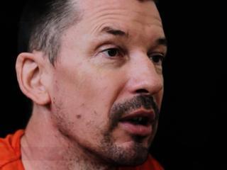 Brit John Cantlie vertelt dat gevangenen worden gewaterboard