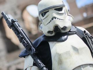 'Klein, getalenteerd team' gaat met Star Wars aan de slag