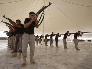 Aantal Duitsers dat zich aansluit bij IS neemt volgens minister snel toe