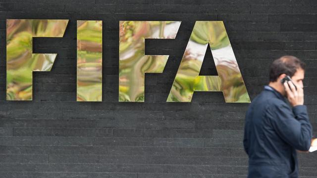 FIFA noteerde in 2014 omzet van 1,87 miljard euro