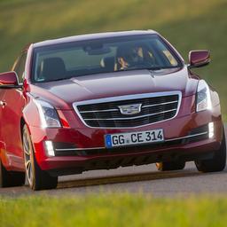 Cadillac bepaalt Nederlandse prijzen ATS