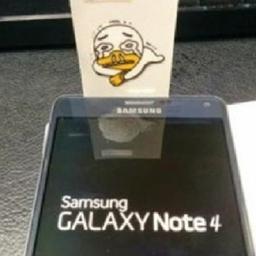 Samsung noemt spleet in behuizing Galaxy Note 4 een functie