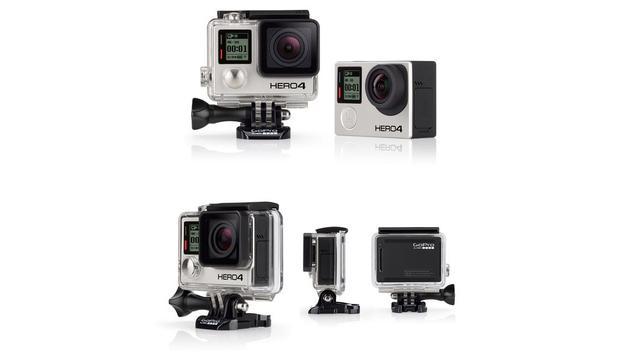 Verlieslijdend GoPro ziet solide vraag naar camera's