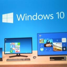 Hardware-eisen Windows 10 gelijk aan Windows 8