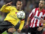 Thierry Henry kwam in dienst van AS Monaco, Arsenal en FC Barcelona tot 112 Champions League-wedstrijden.