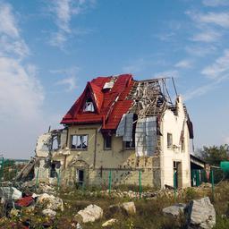 'Tien burgers dood door mortiervuur in Oost-Oekraïne'