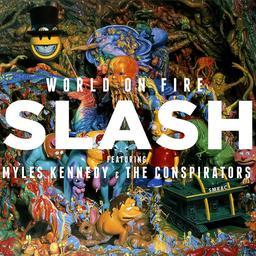Cd-recensie: Slash - World On Fire