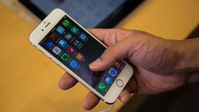 'Apple werkt aan iPhone zonder thuisknop'