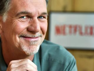 Ceo Reed Hastings over concurrentie, smaak en databundelperikelen