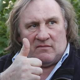 Acteur Gérard Depardieu mag Oekraïne niet meer in