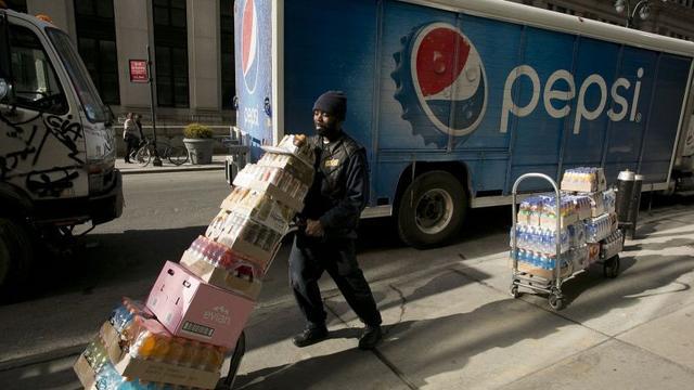 Gezondere producten helpen PepsiCo aan hogere omzet