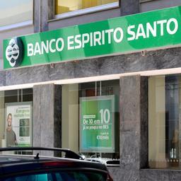 Moederbedrijf geredde bank Portugal failliet