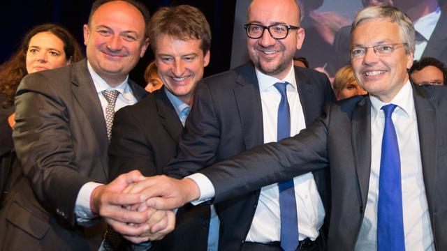 Alle ministers nieuwe Belgische regering zijn bekend