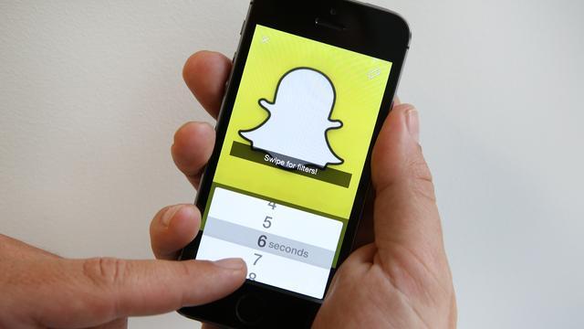 'Snapchat wil inkomsten dit jaar verzesvoudigen'