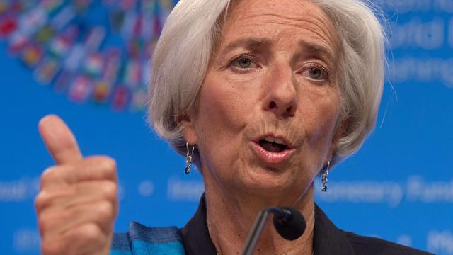 Lagarde maant G20 tot actie in aanpak economische problemen