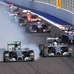 'FIA zal Formule 1-teams niet vragen derde wagen in te zetten'