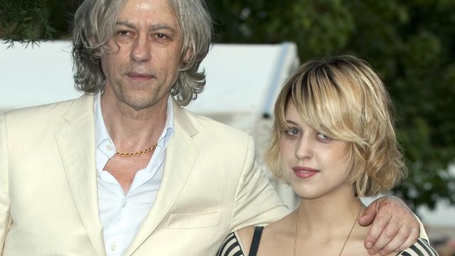 Bob Geldof overwoog zelfmoord na dood dochter Peaches