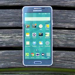 Review: Galaxy Alpha met nieuw ontwerp belooft veel goeds