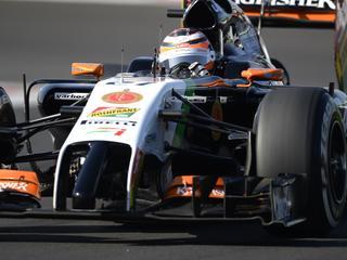 Nico Hülkenberg blijft bij Force India