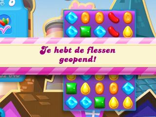 Variant op Candy Crush Saga