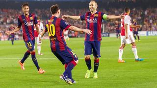 3-1 in Camp Nou