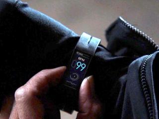 Video toont rechtopstaand ontwerp met hartslagmeter