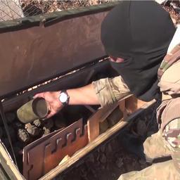 VS onderzoekt of IS gedropte wapens heeft onderschept