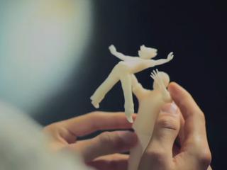 Project Touchable Memories probeert foto's tot leven brengen