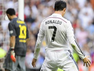 Real Madrid-FC Barcelona in beeld