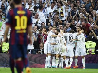 'Koninklijke' nadert Catalaanse rivaal op ranglijst tot op één punt