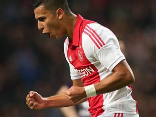 Amsterdammers door goals van Milik, Schöne en El Ghazi met 3-1 te sterk