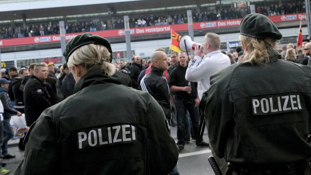 Drie Nederlanders opgepakt voor plofkraken in Essen