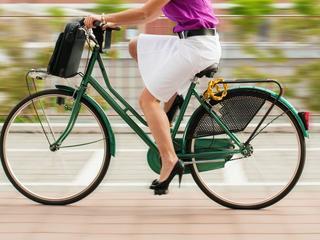 Slechts 8 procent van uitgevoerde fietsen is elektrisch