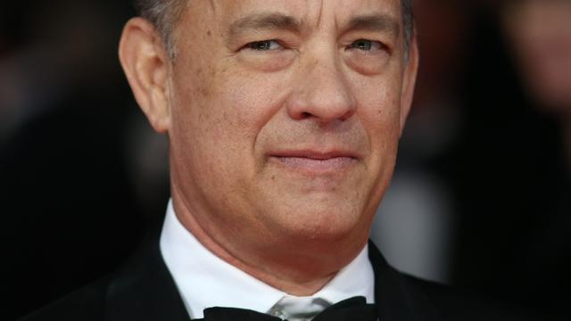 Tom Hanks deelt eerbetoon aan moeder