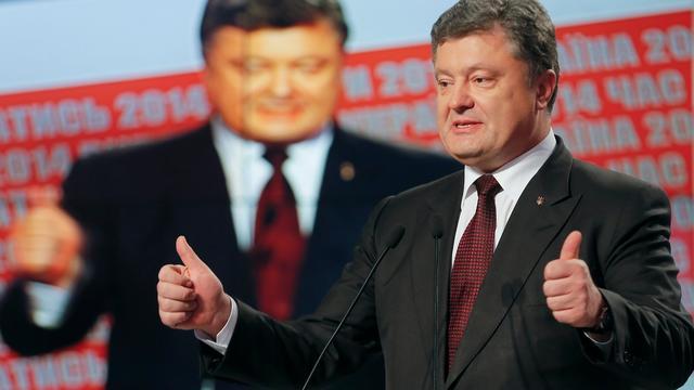 Pro-Europese partijen Oekraïne vrijwel gelijk