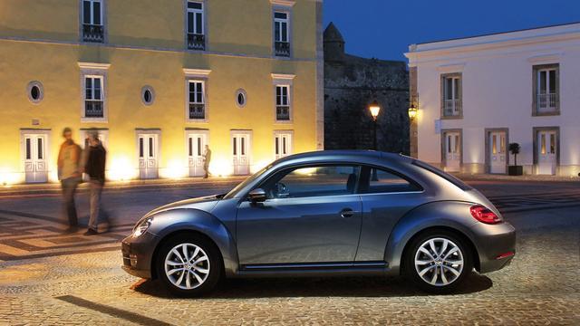 Volkswagen verbetert Beetle