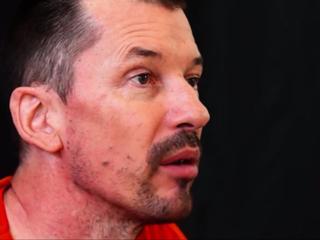 John Cantlie spreekt Amerikaanse en Britse overheden toe in nieuwe video-opname