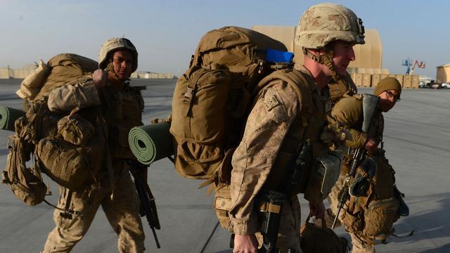 'Legerbases VS Afghanistan langer open'