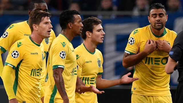 UEFA wuift protest Sporting tegen onterechte penalty weg