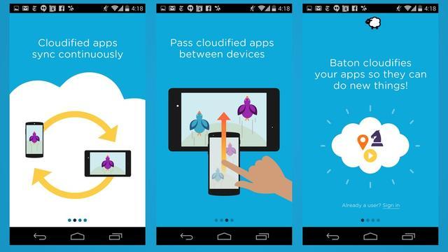 Nextbit Baton maakt synchronisatie van iedere app mogelijk