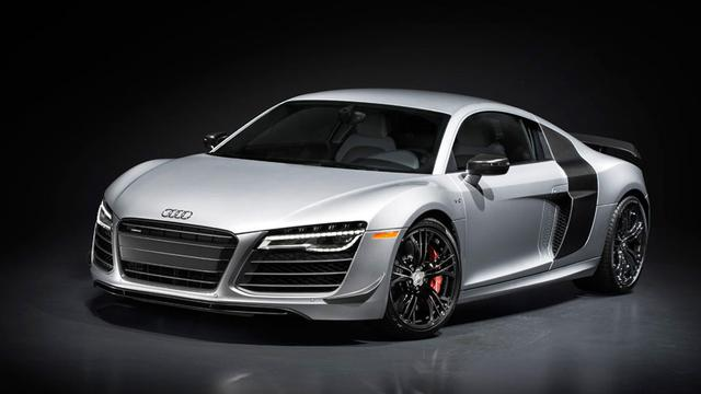 Audi R8 Competition is sterkste R8 ooit
