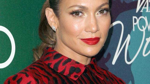 'Jennifer Lopez met Casper Smart op vakantie'