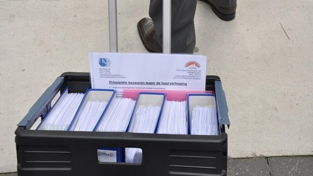 Huurdersverenigingen dienen 330 bezwaren huurverhoging in