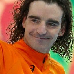 Bob de Jong aast ook op twintigste NK op medaille