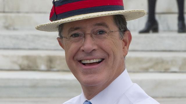 Laatste aflevering The Colbert Report in december