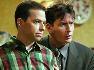 Two and a Half Men-acteur snapt woede richting Ashton Kutcher niet